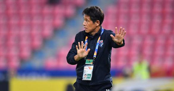 Thái Lan sa thải HLV Akira Nishino - Ảnh 1.