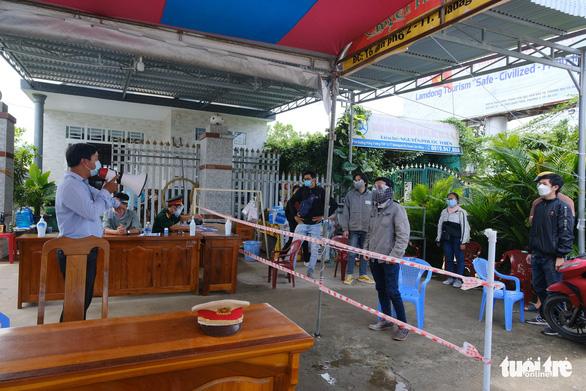 Lâm Đồng không tiếp nhận người tự ý về từ TP.HCM, Bình Dương, Đồng Nai - Ảnh 2.