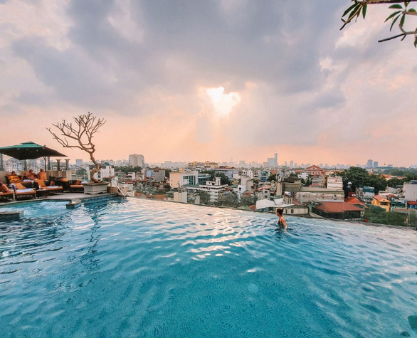 Grand Peridot Hotel & Spa - Resort giữa lòng phố cổ - Ảnh 1.