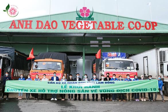 Anh Đào Group - Hành trình 20 năm cung cấp rau sạch gắn với trách nhiệm cộng đồng - Ảnh 1.