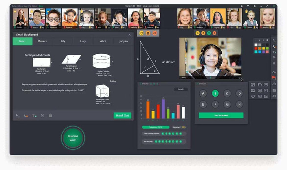 ClassIn - từ phần mềm học trực tuyến đến ngôi trường online - Ảnh 1.