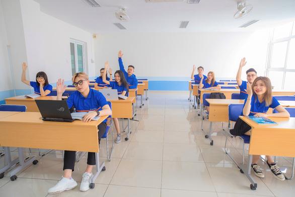 Công thức thành công của sinh viên trường quốc tế - Ảnh 1.