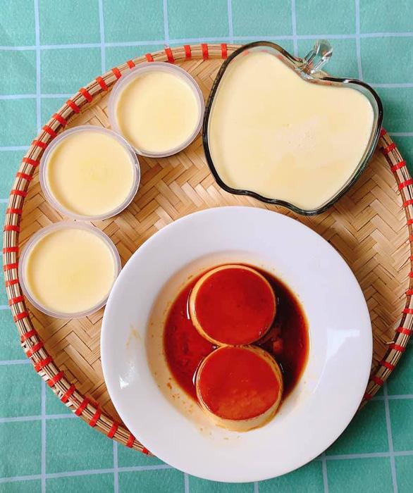 Bánh chuối chiên, bắp rang bơ, bánh flan cho tụi nhỏ, nhất định phải thử ngay - Ảnh 4.