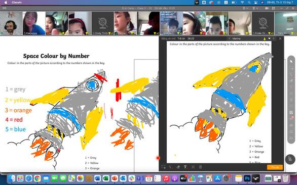 ClassIn - từ phần mềm học trực tuyến đến ngôi trường online - Ảnh 5.