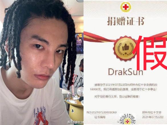 Nghệ sĩ Hoa ngữ tham gia cứu trợ: Chiếc gương chiếu yêu - Ảnh 6.