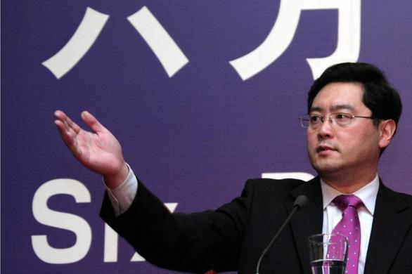 Tân đại sứ Trung Quốc chúc Mỹ chiến thắng COVID-19 - Ảnh 1.