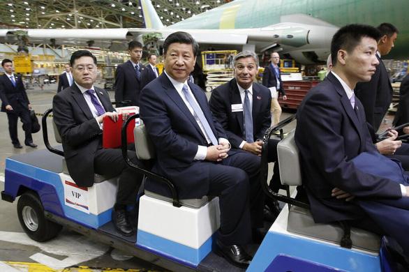 Tân đại sứ Trung Quốc tại Mỹ được báo chí nước ngoài nhận xét có phong cách chiến lang - Ảnh 2.