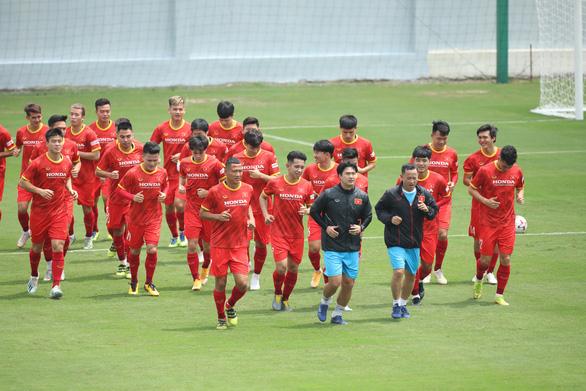 Trận Việt Nam - Úc ở vòng loại thứ 3 World Cup 2022: Sân Mỹ Đình sẽ đón 4.000 khán giả? - Ảnh 1.