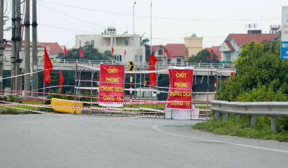 Ba huyện thị ở Bắc Ninh kết thúc giãn cách xã hội, buôn bán vỉa hè vẫn bị cấm - Ảnh 1.