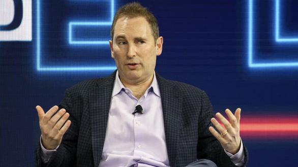 Ông chủ Amazon sẽ rời ghế CEO ngày 5-7 - Ảnh 1.