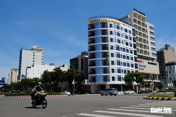 Đà Nẵng: Căn hộ cho thuê giảm sập sàn hơn 50% vẫn ít khách hỏi thăm - Ảnh 1.