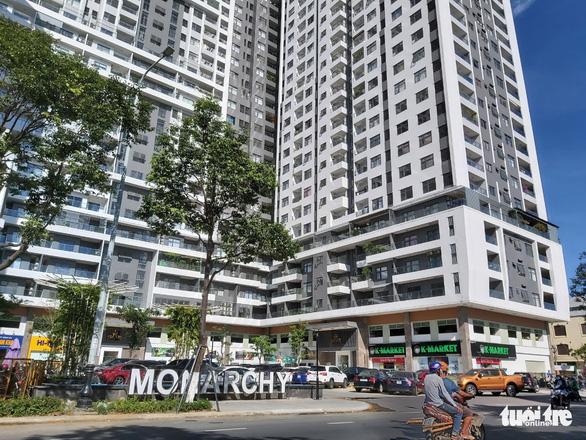 Chủ đầu tư chung cư Monarchy tái phạm, chưa nghiệm thu vẫn bàn giao thêm 18 căn hộ - Ảnh 1.