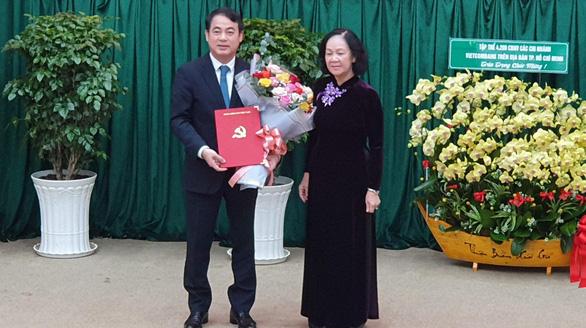 Ông Nghiêm Xuân Thành làm bí thư Tỉnh ủy Hậu Giang - Ảnh 1.