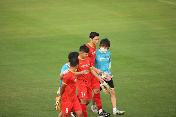 Bác sĩ Choi Ju Young về Hàn Quốc, đội tuyển Việt Nam tập trung vào cuối tháng 8 - Ảnh 1.