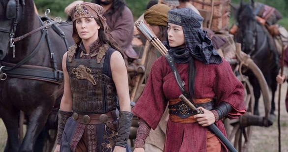 Ngô Thanh Vân tiếp tục đóng phần 2 phim The Old Guard - Ảnh 2.