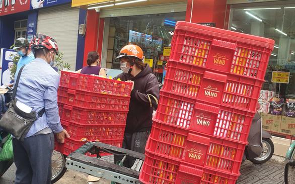Phiếu đi chợ thực tế không đơn giản, nhiều người rối - Ảnh 1.