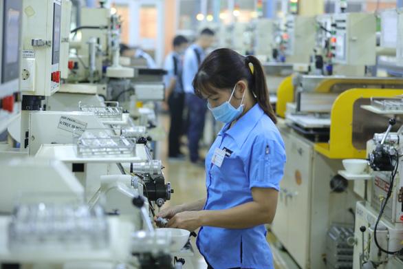 Bắc Ninh triệt để 3 cùng khi 314.000 công nhân ở lại tỉnh làm việc - Ảnh 1.