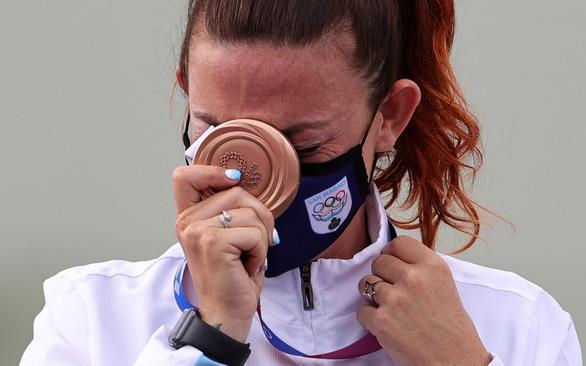 Lạ lùng giành huy chương đồng lại... vui hơn huy chương bạc - Ảnh 1.