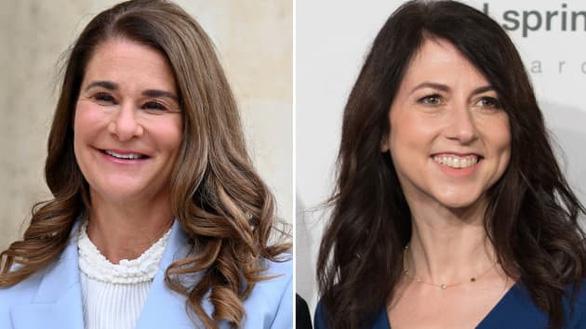 Hai nữ tỉ phú ủng hộ 40 triệu USD thúc đẩy bình đẳng giới - Ảnh 1.