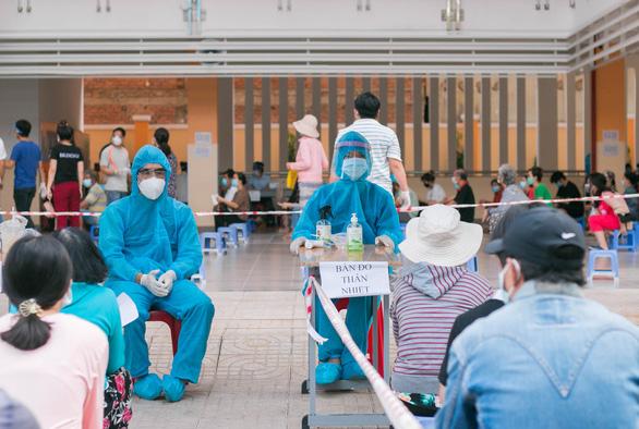 TP.HCM: Trên 5.000 người tình nguyện đăng ký tham gia chống dịch COVID-19 - Ảnh 1.