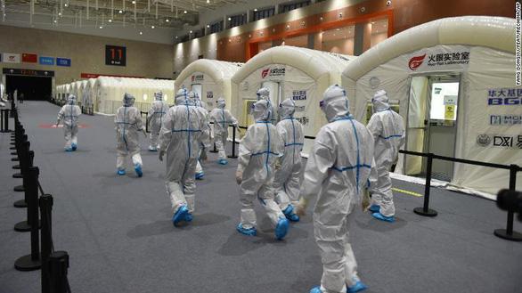 Ổ dịch Nam Kinh lan sang 15 thành phố Trung Quốc, Bắc Kinh có ca nhiễm sau 179 ngày - Ảnh 1.
