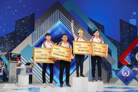 4 nhà vô địch Chung kết Olympia 2021 cùng trở thành tân sinh viên Swinburne - Ảnh 2.