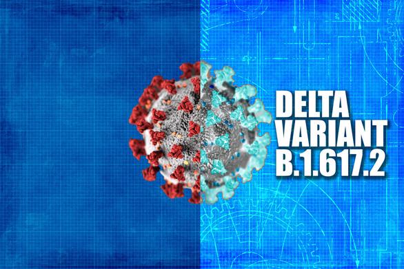 CDC Mỹ: Biến thể Delta lây nhanh như thủy đậu, mạnh hơn cúm mùa - Ảnh 1.