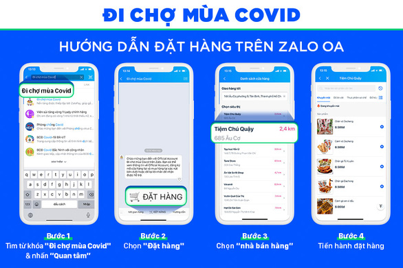 Kênh mua thực phẩm online mới hút khách hàng nhờ mua dễ, giao nhanh - Ảnh 3.