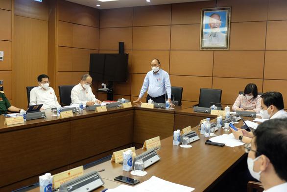 Đoàn TP.HCM không tiếp xúc cử tri sau kỳ họp Quốc hội khóa XV vì giãn cách xã hội - Ảnh 1.