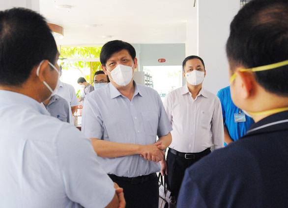 Long An lập bệnh viện cấp cứu hồi sức COVID tại Nhà khách Công Đoàn - Ảnh 1.