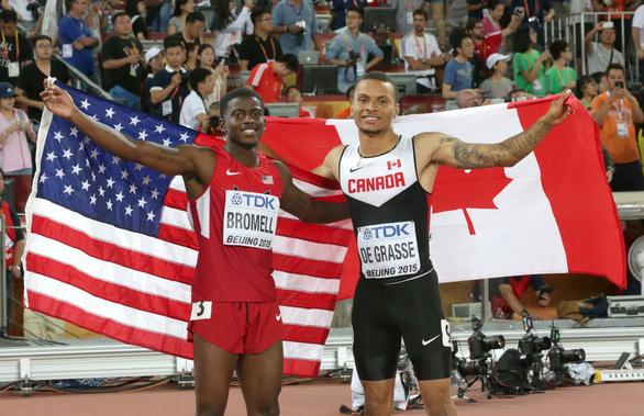 Điền kinh Olympic Tokyo khởi tranh: Ai thay Bolt, Farah? - Ảnh 1.
