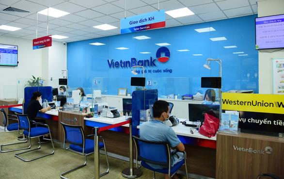 Hoạt động kinh doanh 6 tháng đầu năm của VietinBank ghi nhận kết quả tốt - Ảnh 1.