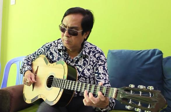 Nhạc sĩ cổ nhạc Khải Hoàn qua đời vì COVID-19 - Ảnh 1.