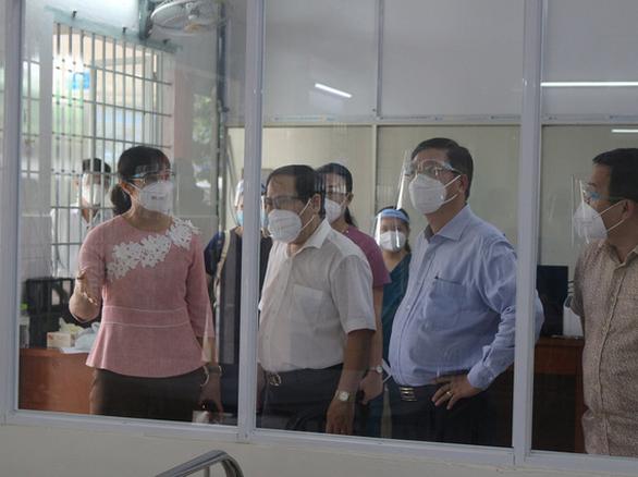 Thêm khu thu dung và điều trị F0 quy mô 200 giường tại quận Bình Thạnh - Ảnh 1.