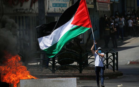 Bóng bay châm ngòi căng thẳng ở Gaza - Ảnh 1.
