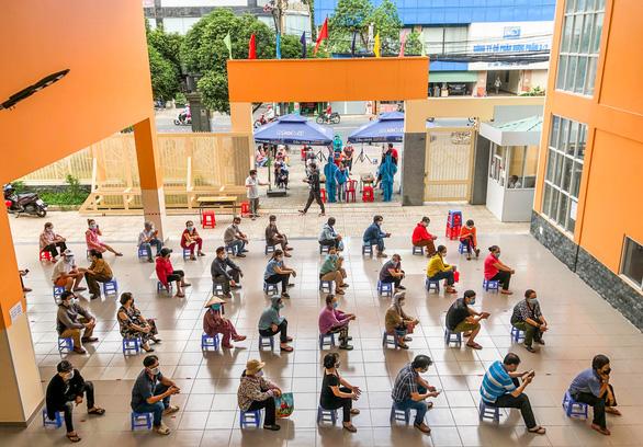 1.000 sinh viên y khoa TP.HCM đăng ký tình nguyện đi chống dịch - Ảnh 4.