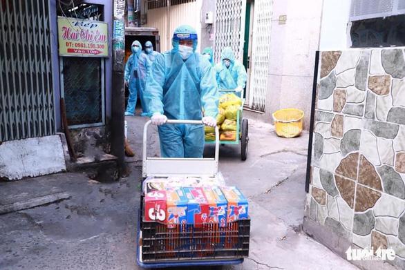 Nhìn Sài Gòn bị đau đến vậy, tôi thấy trái tim mình thổn thức - Ảnh 1.