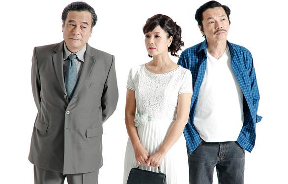 Quyền Linh mai mối online, Trung Anh và Chiều Xuân có nhiều phân đoạn tình cảm trong phim mới - Ảnh 6.