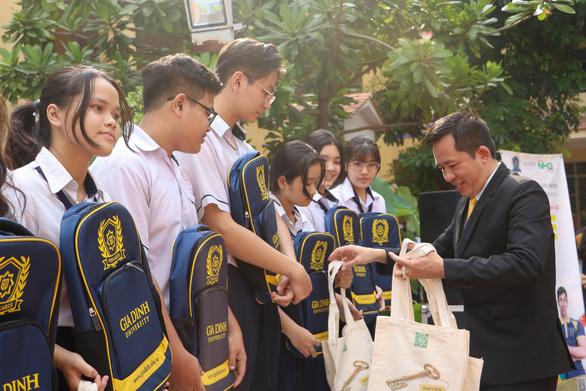 Đại học Gia Định tổng lực hỗ trợ sĩ tử trước ngày thi tốt nghiệp THPT 2021 - Ảnh 4.