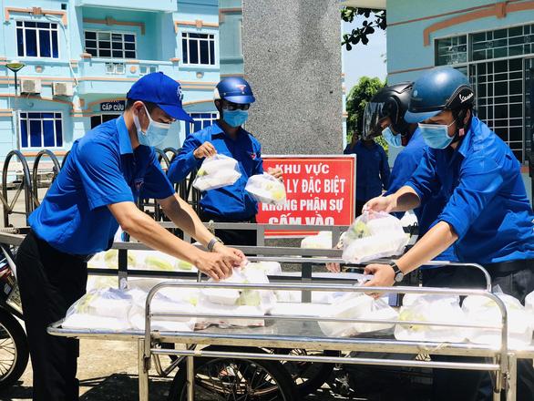 Thành lập đội hình tình nguyện lưu thông, phân phối hàng hóa mùa dịch - Ảnh 1.