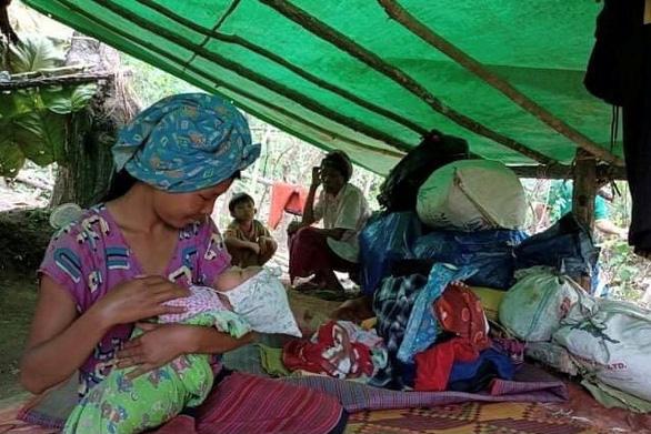 Thuyền thông Myanmar: 25 người thiệt mạng do đụng độ với lực lượng an ninh - Ảnh 2.