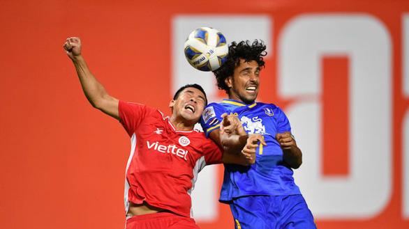 Lại thua đội bóng Thái Lan, Viettel chia tay AFC Champions League - Ảnh 3.