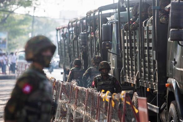Thuyền thông Myanmar: 25 người thiệt mạng do đụng độ với lực lượng an ninh - Ảnh 1.