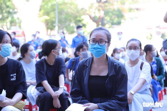 Đà Nẵng: Tất cả mẫu xét nghiệm ngày 4-7 của người tham gia kỳ thi tốt nghiệp THPT đều âm tính - Ảnh 2.