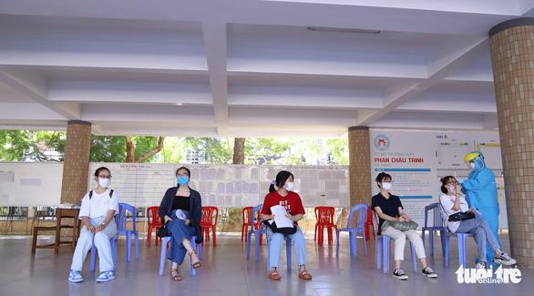 Đà Nẵng: Tất cả mẫu xét nghiệm ngày 4-7 của người tham gia kỳ thi tốt nghiệp THPT đều âm tính - Ảnh 1.