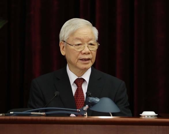 Tổng bí thư: Hội nghị Trung ương 3 có nhiều vấn đề rất cơ bản và hệ trọng - Ảnh 1.