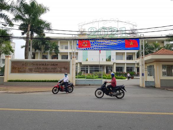 Cần Thơ thanh tra đất đai ở quận Ninh Kiều - Ảnh 1.