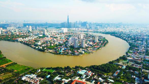 Hiến kế TP.HCM nâng tầm quốc tế: Những mảng phố hồi sinh - Ảnh 1.