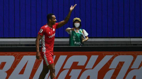 Lại thua đội bóng Thái Lan, Viettel chia tay AFC Champions League - Ảnh 2.