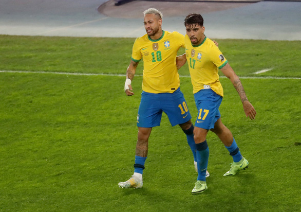 Đả bại Peru 1-0, Brazil vào chung kết Copa America - Ảnh 3.